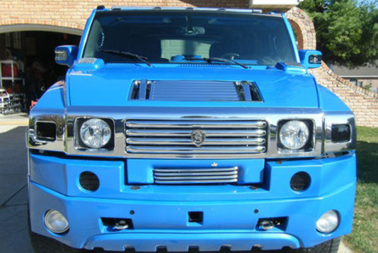 Buy Soriano's Ridiculous Hummer