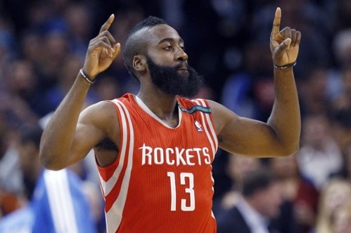 Report: Wizards Passed on Harden