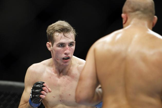 Rory MacDonald Just Turned Heel Against BJ Penn at UFC on FOX 5