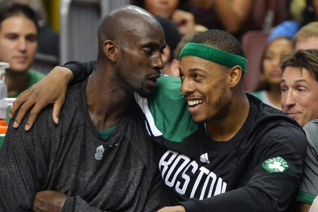 Paul Pierce of the Boston Celtics Talks Holiday Traditions with Bleacher Report