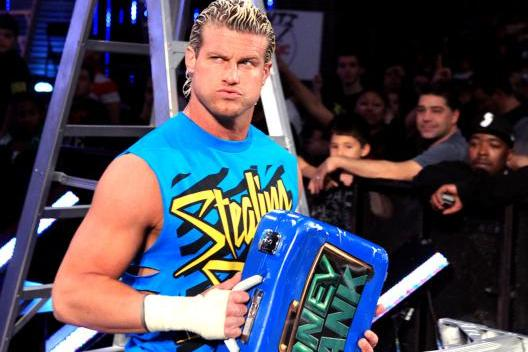 Dolph Ziggler Cashes in Money in the Bank and Wins World Heavyweight Title