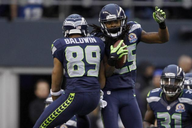 Richard Sherman Says He Wants to 'Destroy' the NFL and More NFC West News