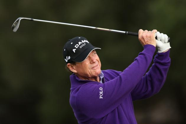 Tom Watson Named 2014 US Ryder Cup Captain