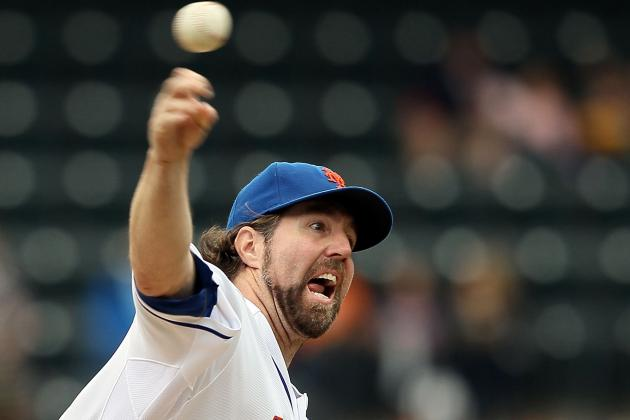 R.A. Dickey: Why the New York Mets Must Trade Cy Young Winner Now