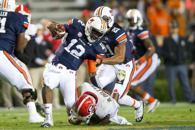 Lashlee Ready for Challenge of Turning Auburn's Offense Around