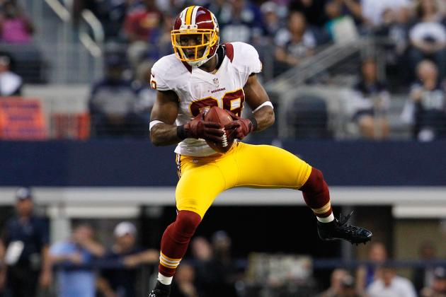 Pierre Garcon Admits He Has No Idea Who's Starting