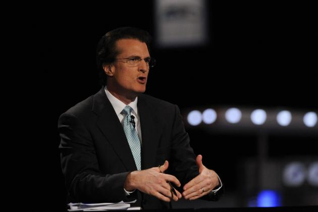 Mel Kiper on Aaron Murray's Draft Prospects