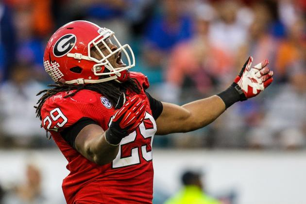 UGA Linebacker Jarvis Jones Named First-Team AP All-American