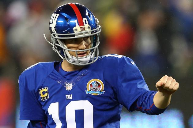 New York Giants: Progress Report Headed into Week 15