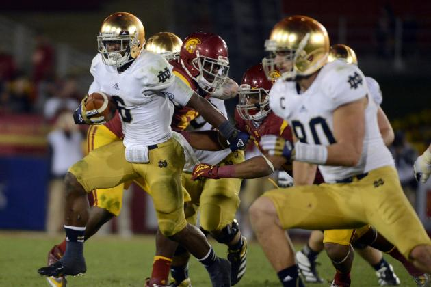 Would Notre Dame Be 2013 Preseason No. 1 with BCS Title Win over Alabama?