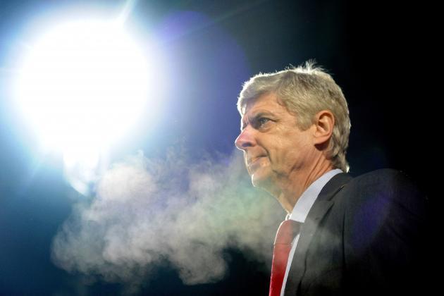 Arsenal vs. Bradford City: Pathetic Result Shines Harsh Light on Club's Health