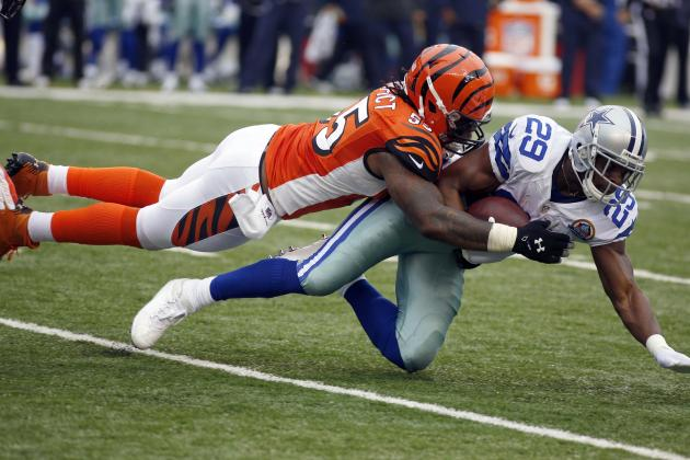 Bengals' Burfict Blossoms with Better Build