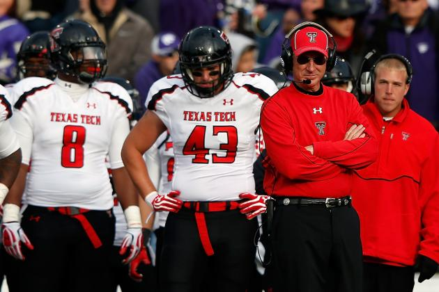 Tommy Tuberville Ditched Texas Tech Recruits at Dinner to Take Cincinnati Gig