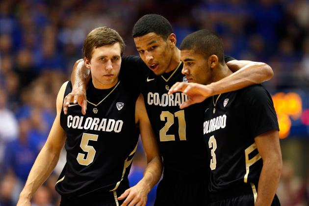 Wednesday's Pac-12 Basketball Schedule: Colorado Headlines Must-Win Games