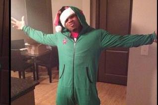 Doug Martin's Christmas Onesie