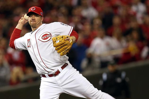 Rolen May Return for Another Year with Reds