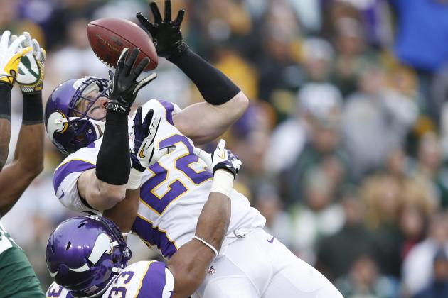 Harrison Smith Is Giving the Minnesota Vikings a Presence at Safety