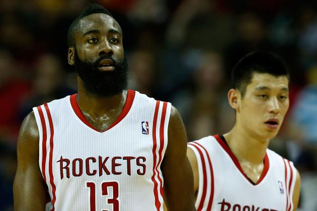 James Harden Won't Be Able to Make Rockets Title Contenders as Team's Top Star