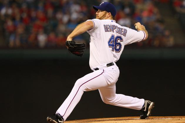 Red Sox in Serious Talks with Ryan Dempster