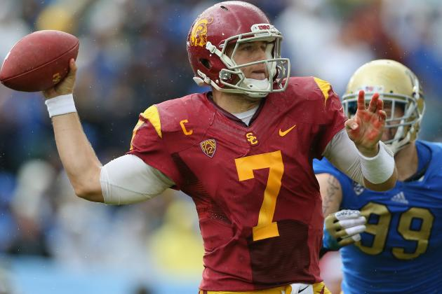 USC Football: Matt Barkley's NFL Prospects Better After Disappointing USC Season