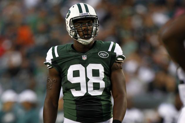 Young Pass-Rushers Bolster Jets' Defense