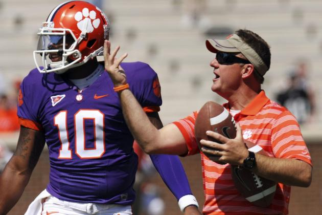 Chad Morris Should Be Front-Runner for Texas Tech Head Coaching Job