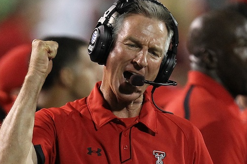 Tuberville Allegedly Bolted From Dinner With Texas Tech Prospects