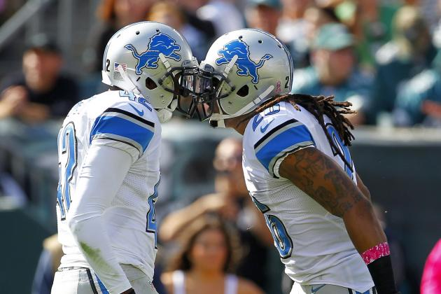 Secondary Is Lions' Primary Concern
