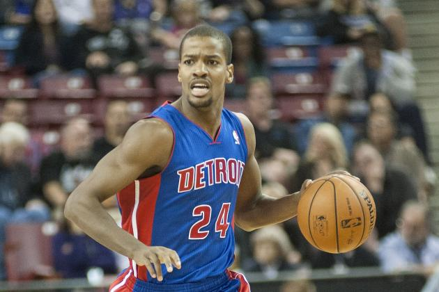 Pistons Assign Middleton English to Fort Wayne