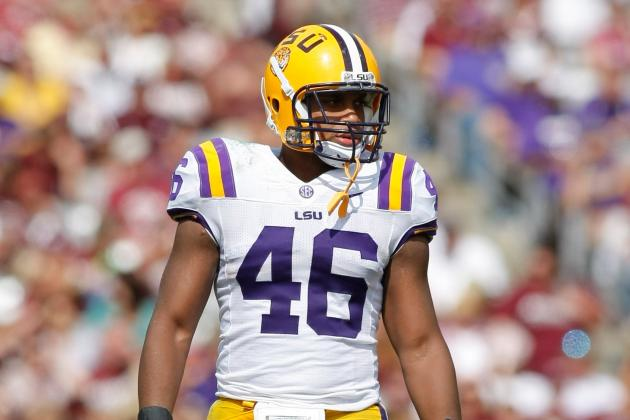 LSU's Kevin Minter, Eric Reid, Sam Montgomery Named to AP All America Team