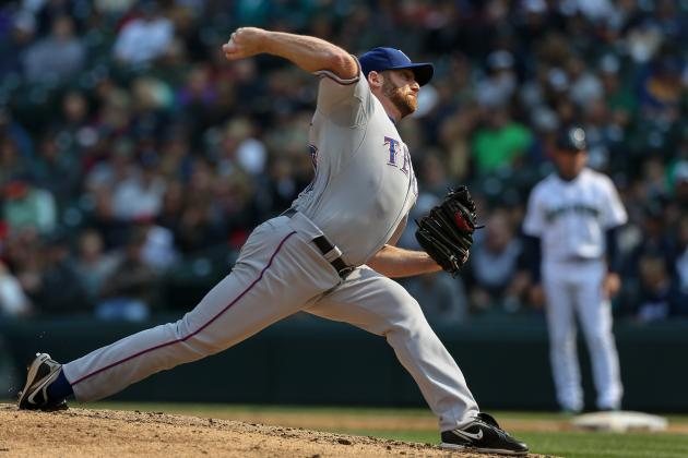 With Greinke off Market, Sox Pitching Options Become Clearer