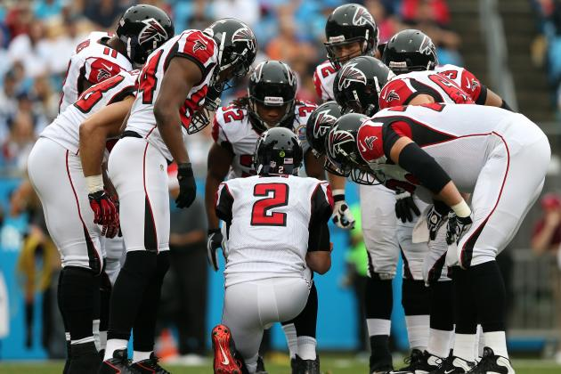 Atlanta Falcons Progress Report: This Team Is Nowhere Near Playoff-Ready