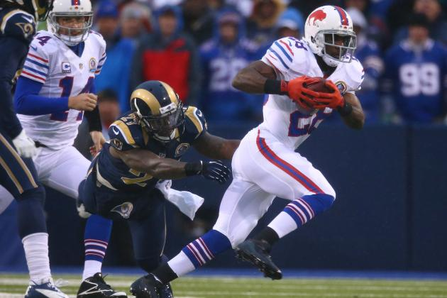 C.J. Spiller Should Get Plenty of Touches the Rest of the Way