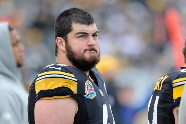 Steelers' DeCastro Might Make NFL Debut