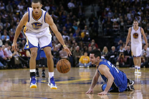 Warriors' Stephen Curry Finally Has His Step Back