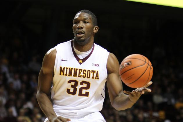 Williams, Mbakwe Lead Minnesota Past NDSU