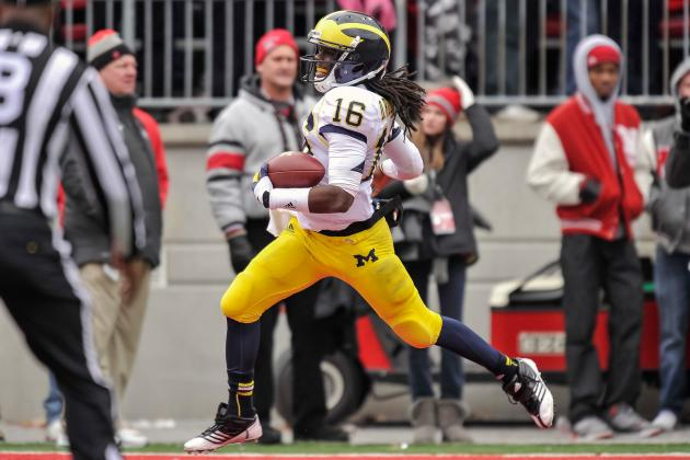 Electric Athletes Sure to Shine for Wolverines in Outback Bowl