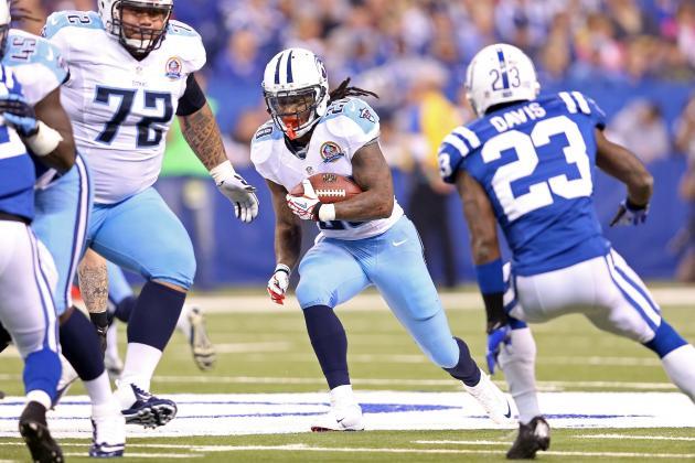 Chris Johnson Reaches Rare 1,000-Yard Milestone