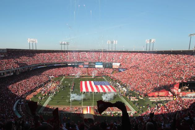 49ers Partner with Sony on New Stadium Technology