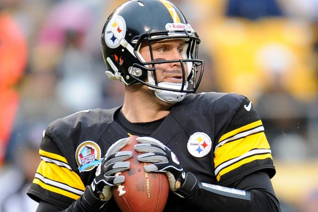 Big Ben Disses 'Boys, Calls Steelers 'The World's Team'
