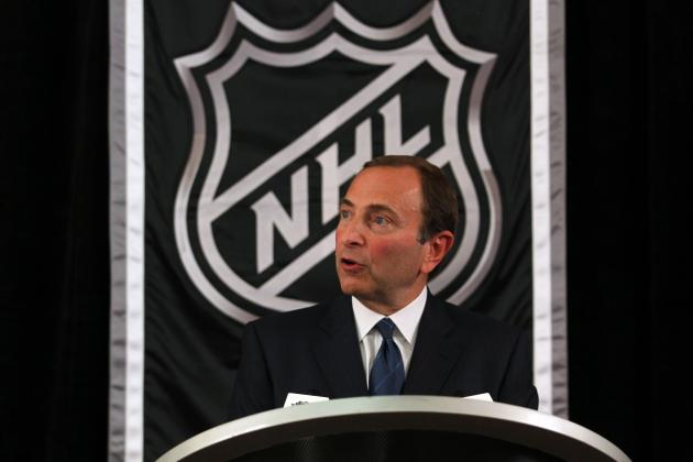 Bettman Ranks No. 15 in List of Most Influential in Sports Business
