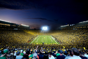 Michigan to Host 2nd Night Game vs. ND in 2013