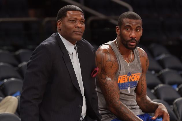 New York Knicks Won't Make Any Trades, Even to Trade Stoudemire for Gasol