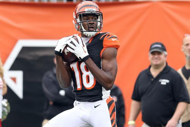 Bengals vs. Eagles: Top Fantasy Stars to Watch on Thursday Night Football