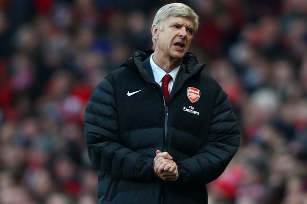 Arsenal Boss Arsene Wenger Dwells on What Might Have Been