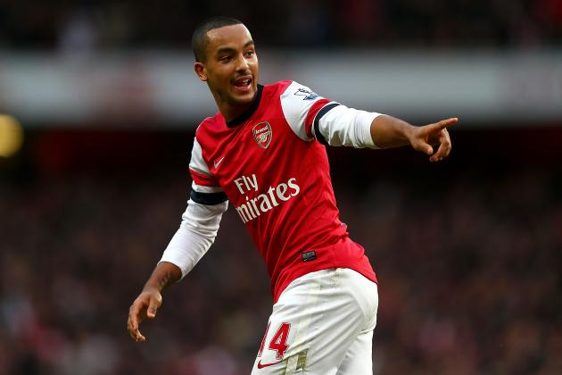 Arsenal Transfer Rumors: Gunners Must Not Let Theo Walcott Sign with Man U