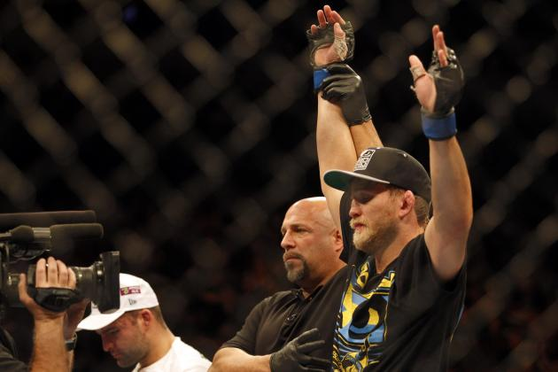 Alex Gustafsson Reflects on Career-Defining Win over Mauricio 'Shogun' Rua