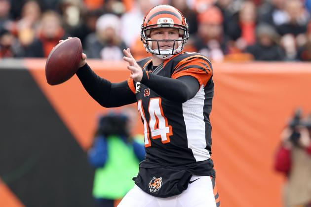 Thursday Night Football Schedule 2012: Reasons Bengals-Eagles Is Worth Watching