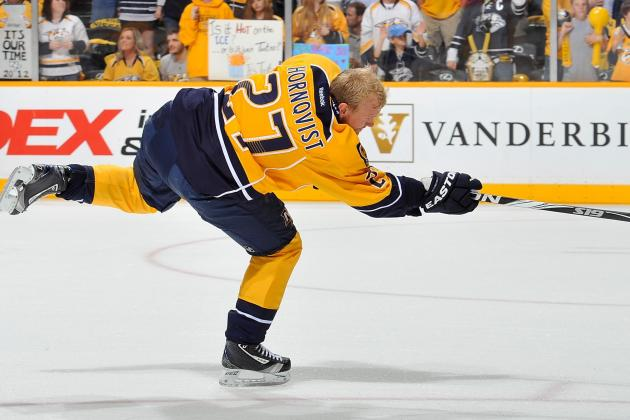 On the Move, Again: Preds' Hornqvist to Join Swiss Team