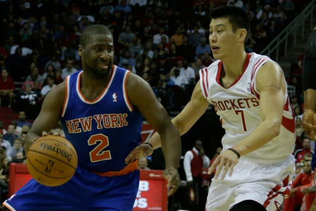 Who Won the NY Knicks-Houston Rockets Battle for Jeremy Lin?